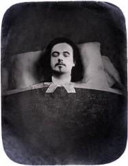 Alfred Jarry, portrait de la collection Félicien Marboeuf. Œuvre d'Alain Rivière, artiste.