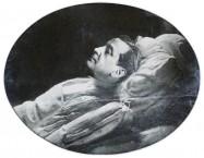 François Coppé, portrait de la collection Félicien Marboeuf. Œuvre d'Alain Rivière, artiste.