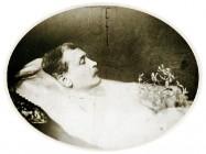 Georges Courteline, portrait de la collection Félicien Marboeuf. Œuvre d'Alain Rivière, artiste.