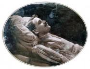 Georges Feydeau, portrait de la collection Félicien Marboeuf. Œuvre d'Alain Rivière, artiste.