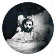 Joris Karl Huysmans, portrait de la collection Félicien Marboeuf. Œuvre d'Alain Rivière, artiste.