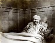 Jules Lemaître, portrait de la collection Félicien Marboeuf. Œuvre d'Alain Rivière, artiste.