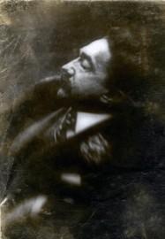 Robert de Montesquiou, portrait de la collection Félicien Marboeuf. Œuvre d'Alain Rivière, artiste.