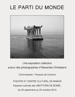 Alain Riviere, exposition collective. Namur,sept-oct-2015